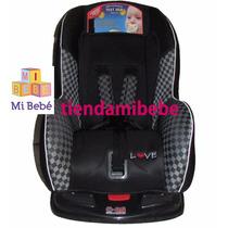 Butaca Love 2021 Silla Auto Bebe De 0 A 25 Kg Tiendamibebe