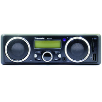 Stereo Roadstar Sd/usb/mp3/fm Player/ Control Remoto