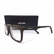 Óculos De Grau Leitura Armação Quadrada Marca Prada Descanso