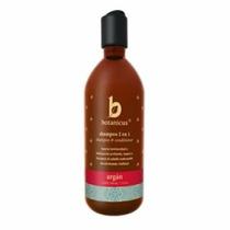 Shampoo De Argán 2en1 Hidrata Y Fortalece Natural Botanicus