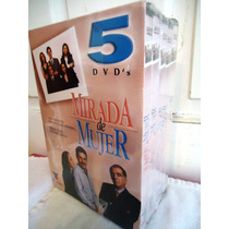 Mirada De Mujer, La Telenovela En Formato Dvd.