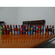 Mini Garrafinhas Da Coca Cola Copa 2014 Avulsas