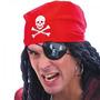 Set Pirata Parche + Pañuelo + Aro