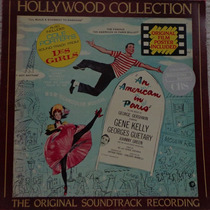 Lp Vinil-an American In Paris(trilha Do Filme)1985-poster