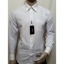 Camisas Hugo Boss Originales De Cuello Blanco