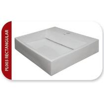 Lavabo Ovalin De Sobreponer De Cerámica Blanco