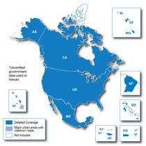Mapa Estados Unidos 2016 Garmin Mapsource Envio Gratis Caba
