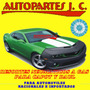 Resortes Neumáticos Linea Chevrolet Pick Up S10 01> Capot