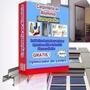 Kit Imprimible Carpinteria De Aluminio, Planos, Videos, Prog