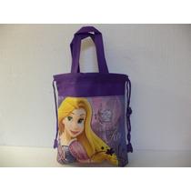Rapunzel Fiestas 10 Bolsas Morralitos Dulceros Piñata Ecol