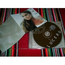 Lucero Cd Mi Destino - Primera Edicion C /cancionero