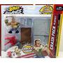 Figura De Acción John Cena W / Crash Paquete Playset - Wwe
