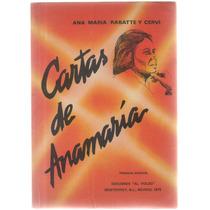 Cartas De Anamaría Ana María Rabatte Y Cervi