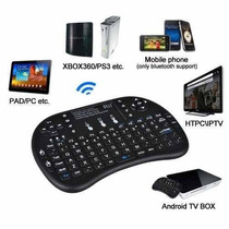 Teclado Inalámbrico Recargable Smart Tv Usb Touch