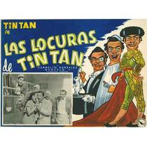 Lobby Cards De Tin Tan Cine Mexicano Miniposters Sav7 Cin7