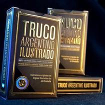 Truco Argentino Ilustrado Cartas Naipes Regalo Nacional