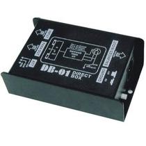 Caja Directa Pasiva Js Electronics Db01 Artemusical
