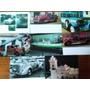 Coleccionable Postales Museo Del Transporte Caracas/ Años 80