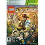 Lego Indiana Jones 2 Platinum Xbox 360 Mídia Física Lacrado
