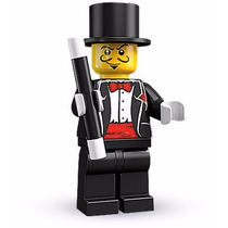 Lego Minifigures Series 1 Magician 8683 Original