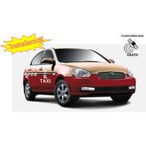 Rastreo Gps Taxi C /microfono Y Plataforman No Rentas Inst
