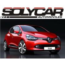 Solycar Renault Clio Iv 0km Full Y Extra Full.entrega Inmed