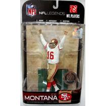 Mcfarlane Nfl Legends 5 Joe Montana San Francisco 49ers