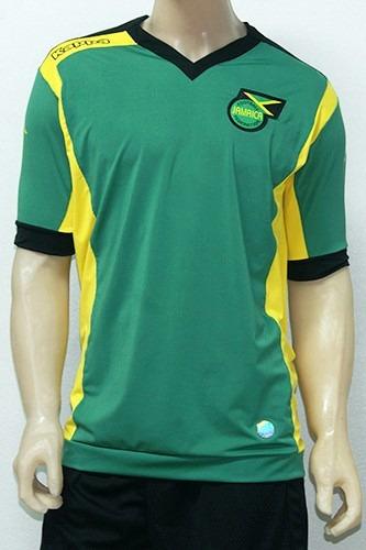3ced36f322cb6 Camiseta Jamaica Kappa Futbol 3 Modelos -   799
