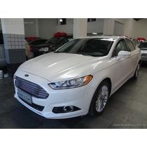 Ford Fusion Titanium Awd 16v Gasolina 2013/2013