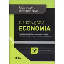 Introdução À Economia - 12ª Ed. 2013 Paulo E. V. Viceconti
