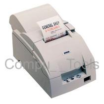 Miniprinter Epson Tm-u220pd-653 Matriz Pto Paralelo Blanca