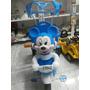 Triciclo Con Guia Y Toldo Raton Mickey