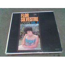 Disco Grande L.p. 331/3 Flor Silvestre Vol.2