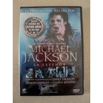 Dvd Michael Jackson La Leyenda La Historia Del Rey Del Pop