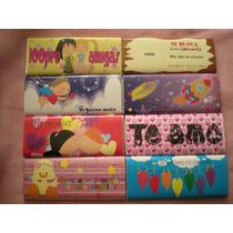 Etiquetas Para Chocolates Y Dulces Personalizados