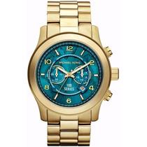 Relógio Michael Kors Mk8315 Oversize Garantia 1 Ano Origina
