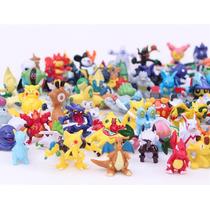 Kit 15 Pokemon Brinquedos Miniaturas Sem Repetir Promoção