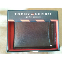 Cartera Billetrera Tommy 100% Original Cod 03/018