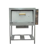 Hornos Y Maquinaria Para Panadería (horno 2 Char. 1 Puerta)