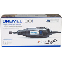 Dremel 100 Series Con 6 Accesorios Made In Usa