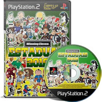 Patch Bomba Patch Estaduais 2016 Ps2 Frete Gratis