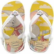 Havaianas Sandalia Para Bebé De Disney