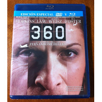 360 [anthony Hopkins, Jude Law] (blu-ray+dvd, 2012) Fn4