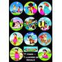 11 Pins Prendedores + 1 Llavero Heidi Anime Infantil Dibujos