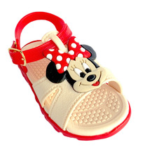 25%off Sandália Baby Infantil Disney Minnie E Mickey Clique+