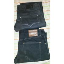 Blue Jeans Underground Negros Originales Pantalones Moda