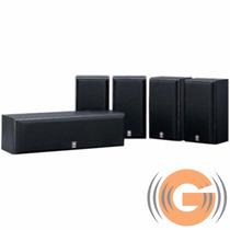Caixas Yamaha Ns P80 Kit C/ 5 Home Theater - Goias Musical
