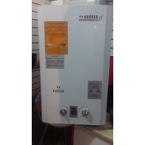 Calentador Kruger Paso Instantaneo Mod. 4409