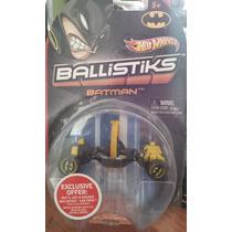 Hot Wheels Batman Ballistiks Negro