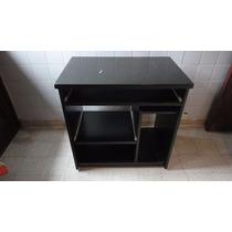 Mesa Para Computadora, De Wengue Macizo.